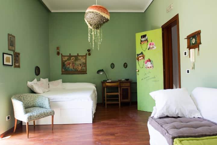 Casa verde Dafni