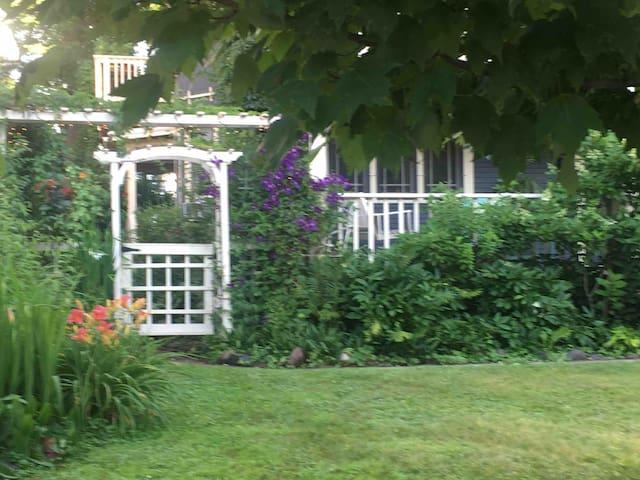 Garden Duplex on Powderhorn Park