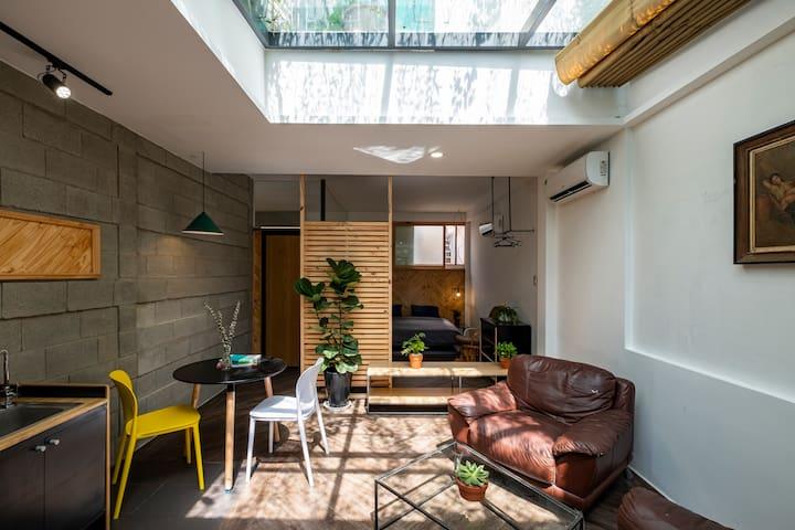 Aqua House 6 - An apartment full of natural light