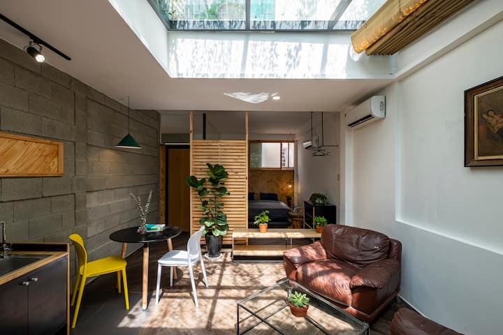 Aqua House 6 - An apartment full of natural light
