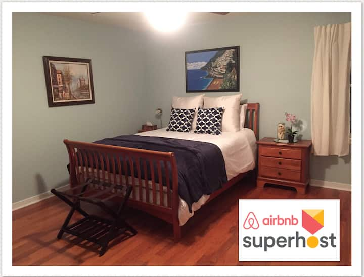 Short Pump - Prvt Master Bed & Bath & POOL!