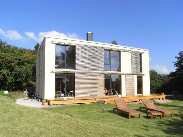 Moderne Villa im Naturpark - Birkenfeld - บ้าน