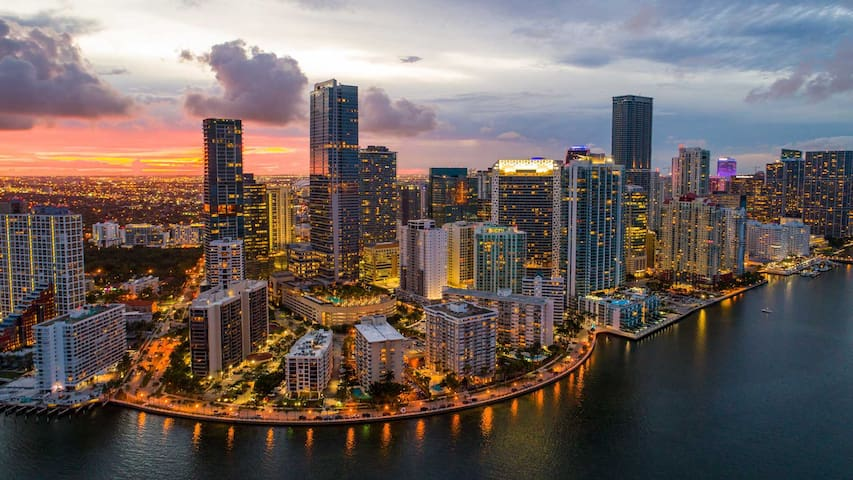 Best Place and to enjoy Miami NB
