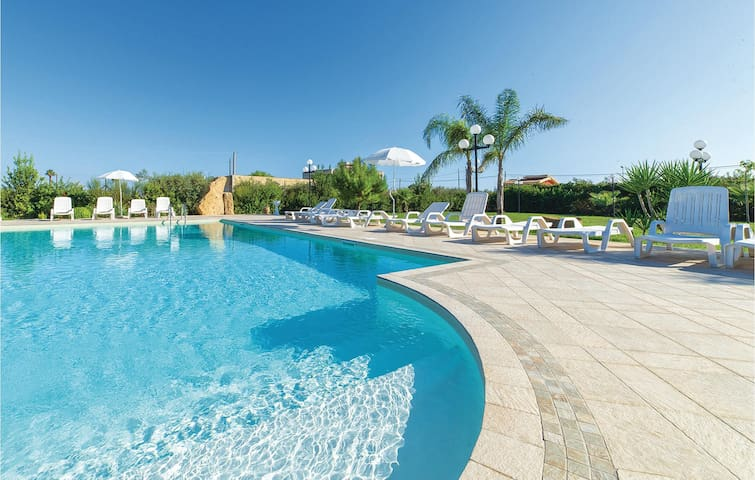 Holiday apartment with 2 bedrooms on 30m² in Marsala -TP-