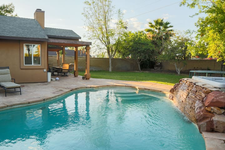 Oasis in the desert - Tempe - House