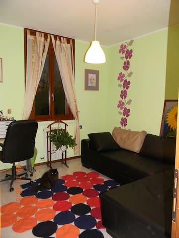 Offro 1 stanza privata, appartamento condominiale. - Vescovato