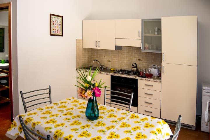 Residence Villa Mare Taormina bilocale 3