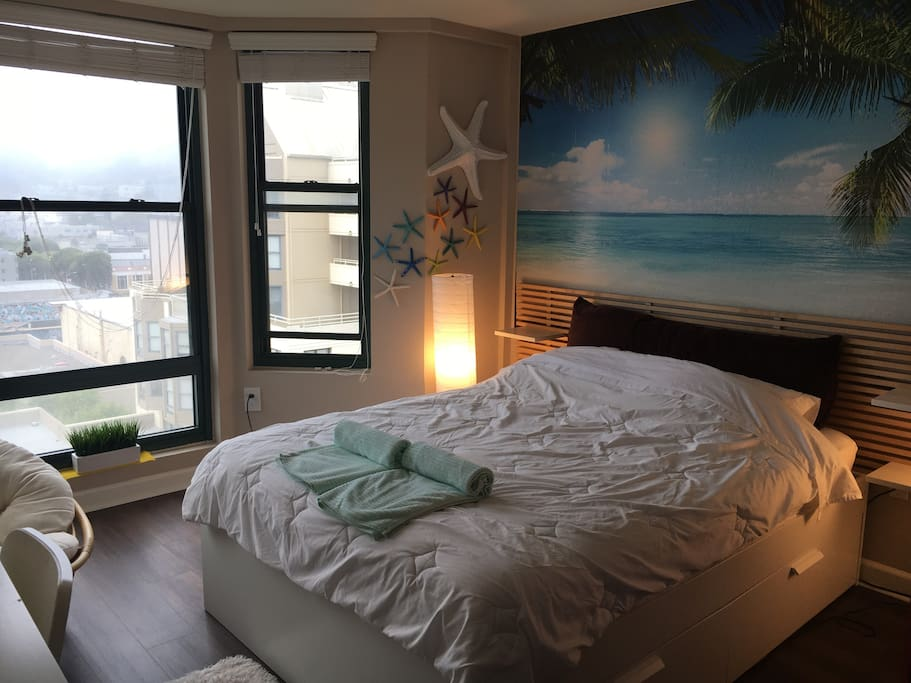 This is the latest picture of the room