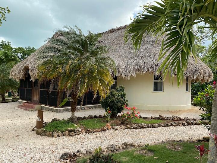 Charming , Artists' Casita on Chetumal Bay, Belize