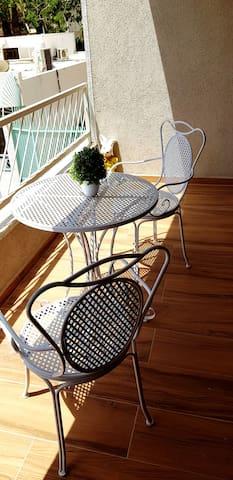 Luxury Apartment Balcony- City Apartments