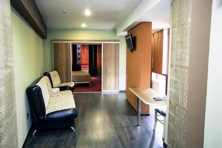 Hotel Vesta. SUITE