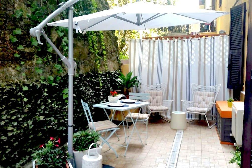 Terrace - terrazzo privato