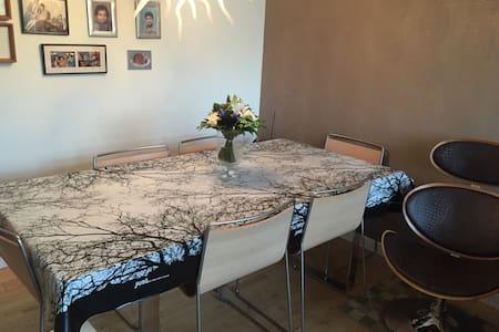 Lækkert ny indrettet lejlighed i rolige omgivelser - Nærum