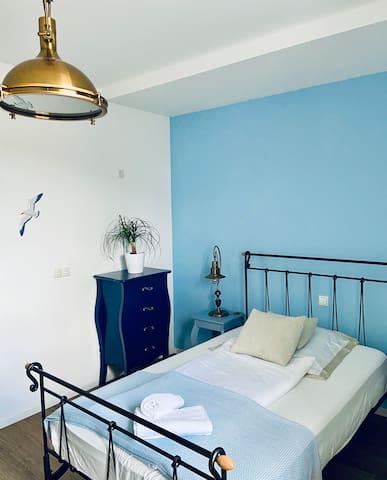 Hotelzimmer im Boutique-Hotel #6b Blue Marlin