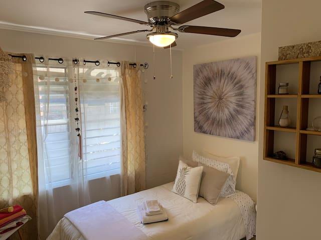 Wanderlust Guest Room