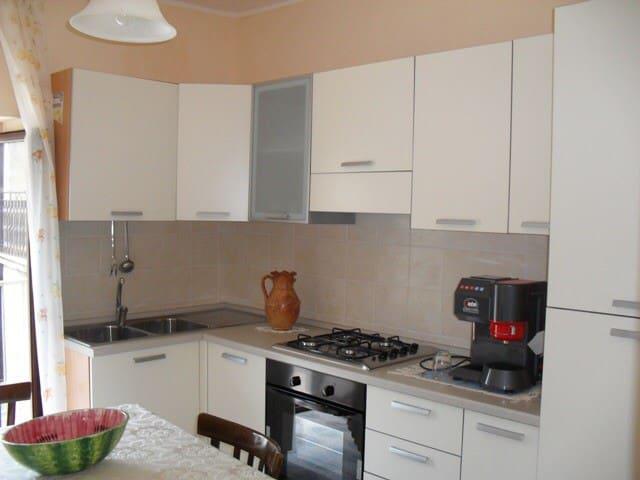 2 camere Cucina e Bagno nel cuore del Pollino - Civita - Apartment