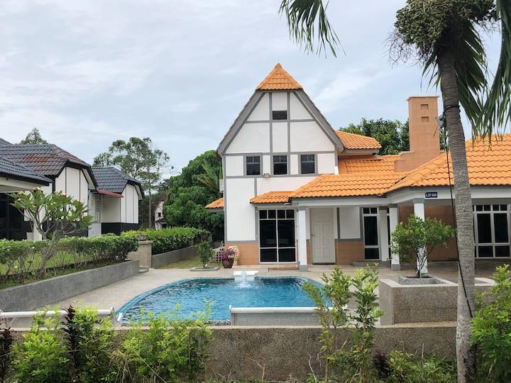 Villa 841 @ A'Famosa Resort