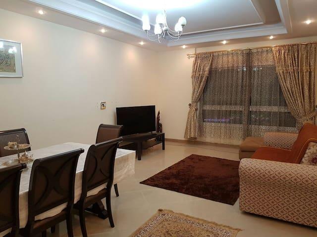 Spacious Flat in Ajman Corniche. - 阿治曼(Ajman) - 公寓