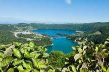 Sete Cidades Lagoons