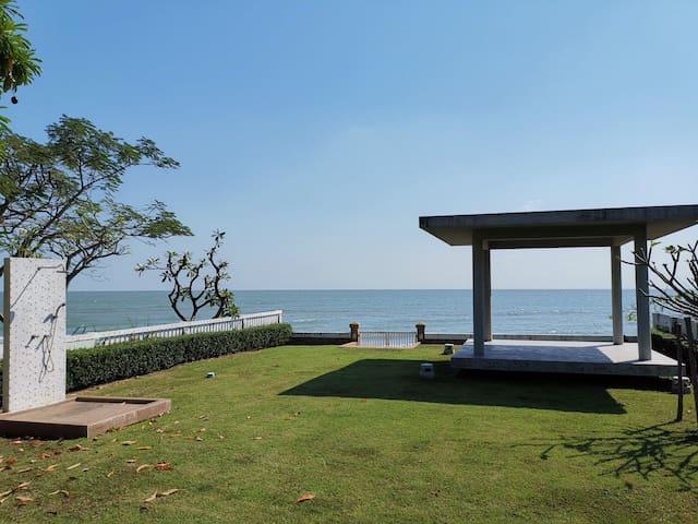 Villa on the beach - Nokkajib