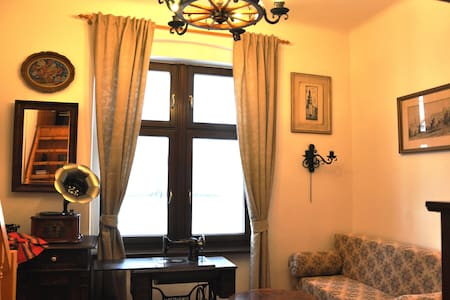 Traditional Slovak Apartment in the Old Town - Bratislava