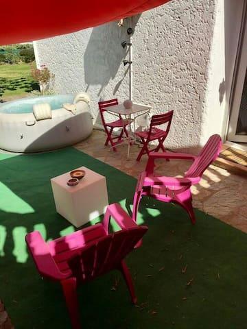 Chambre et terrasse   indépendante -     Porticcio