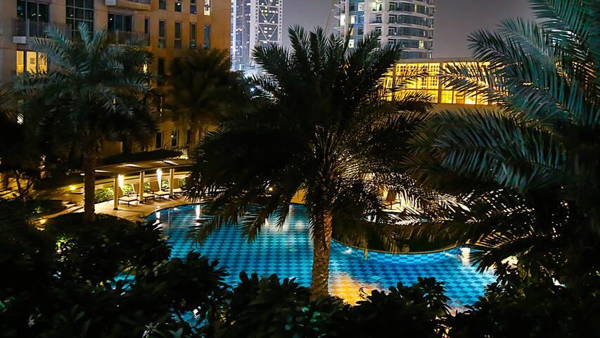 R&H-3BR, Downtown, Burj Khalifa, Dubai Mall, Opera