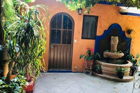 Casa LIZ 2, JALATLACO OAXACA.