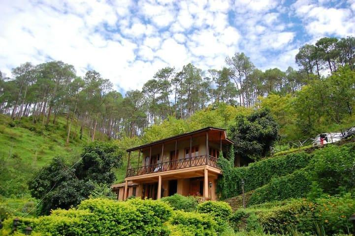A Remote Mountain Retreat