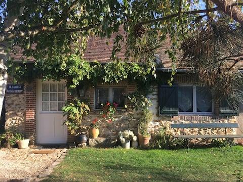 Petite maison à 45min de Paris