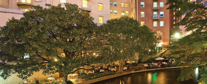 1 BR Suite River Walk - Wyndham Riverside Suites