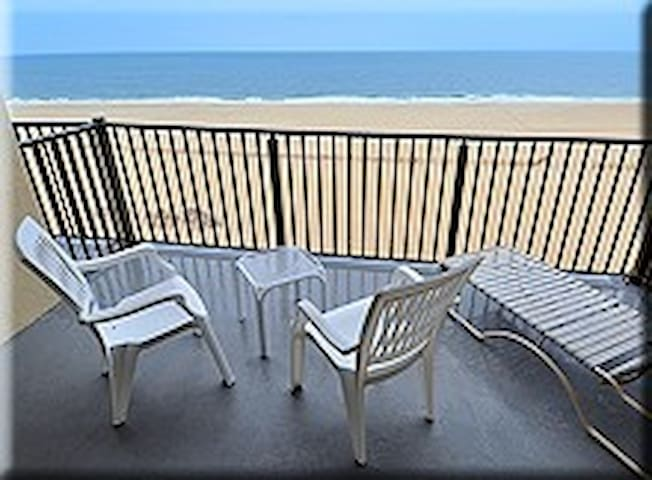 Boardwalk/Direct Oceanfront/balcony