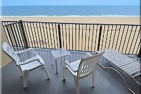 Boardwalk/Direct Oceanfront/balcony - 大洋城