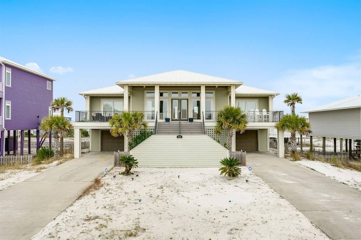 Beautiful & Blissful Navarre Beach Designer Home 4 bedrooms in Navarre