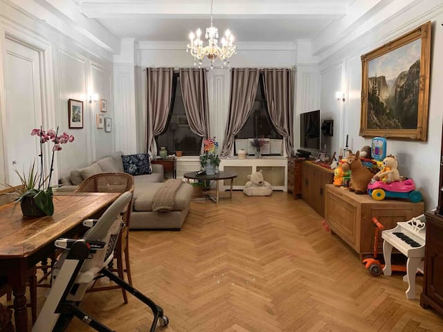 Cozy apartment close to Central Park
