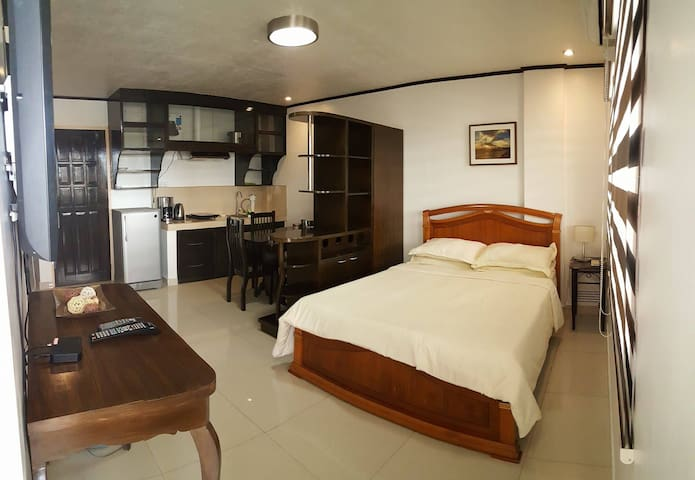 Furnished studio in Novaliches Quezon City - เกซอนซิตี