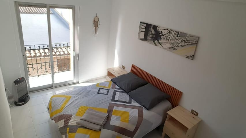 Cool and nice appartement un center to castellon.