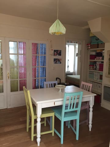 Appartement charmant en RDC proche Montparnasse - Paris - Wohnung