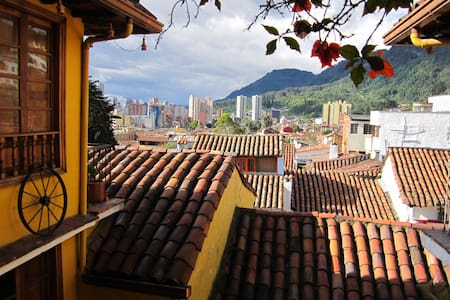 BEAUTIFUL APARTMENT IN HISTORICAL CENTER - Bogotá - Wohnung