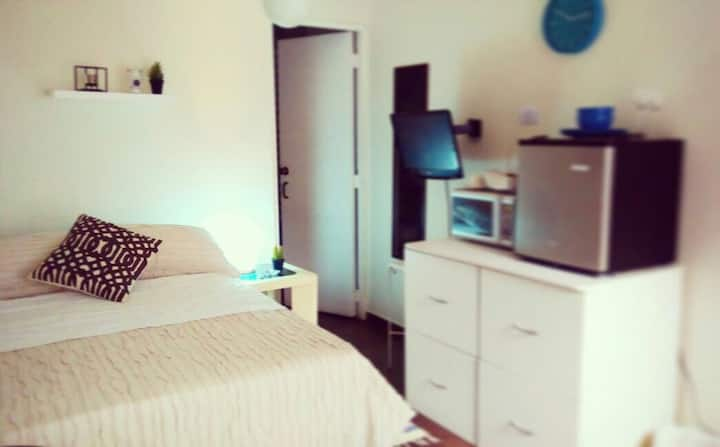 COZY & CLEAN MINISTUDIO IN SAN ISIDRO
