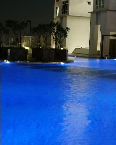 Cozy Private room for 2 pax - Johor Bahru - Wohnung