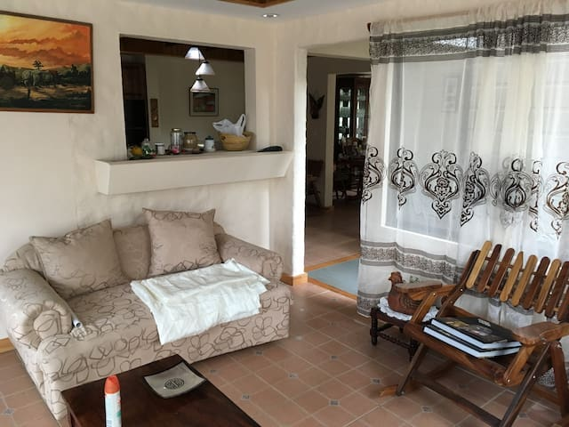 Great apartment: quiet, comfortable, very nice - San Pablo - Pis