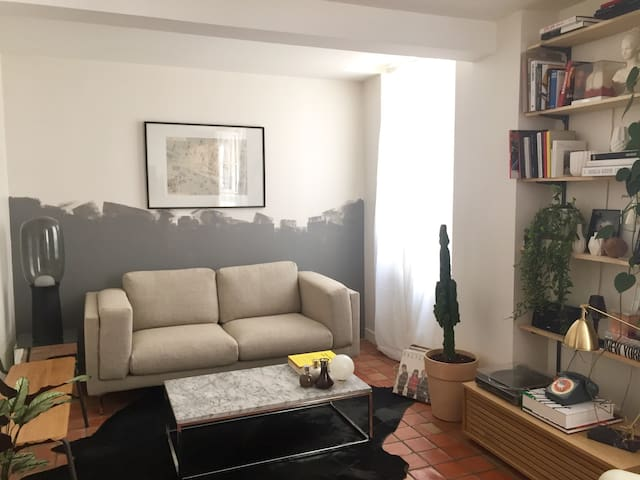 Paris Centre / Montorgueil / chambre privative