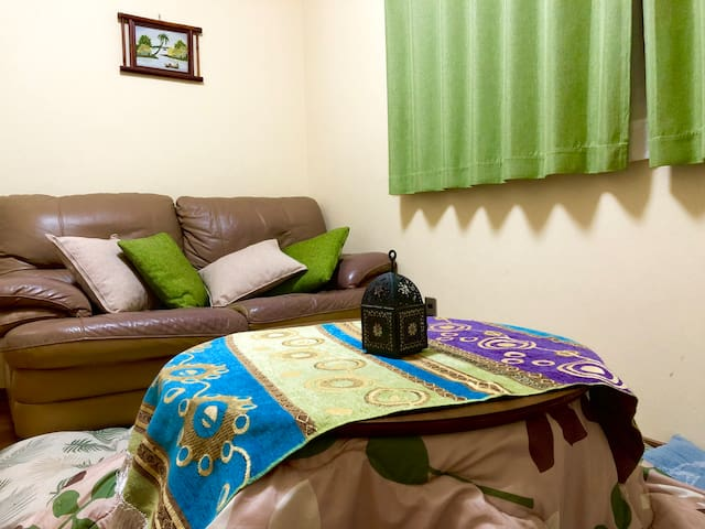 Small Private room free WIFI and no cleaning fee.