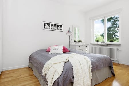 Apartment in cozy area close to the city - Stockholm