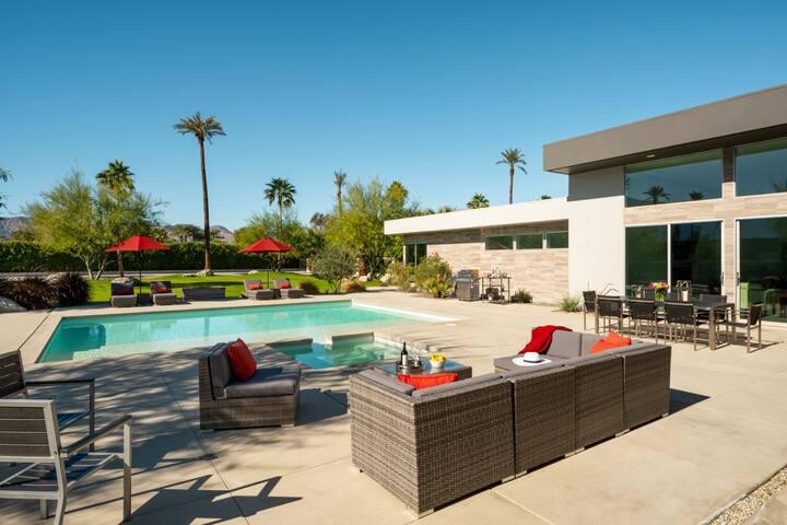 Polo Villas House 4-Luxury Estate Home
