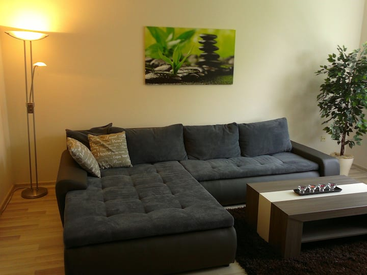 NEW 4-ROOM apartment with FREE PARKING