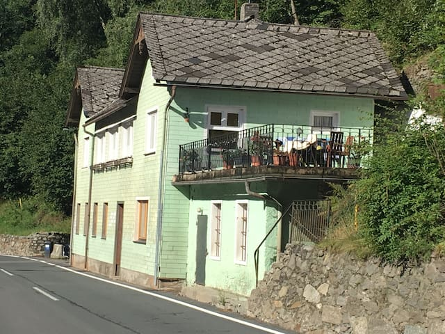 Large house between Gmund and Katschberg
