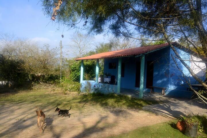 Habitación a 5k de Sima y 3km de Club de Vuelo.