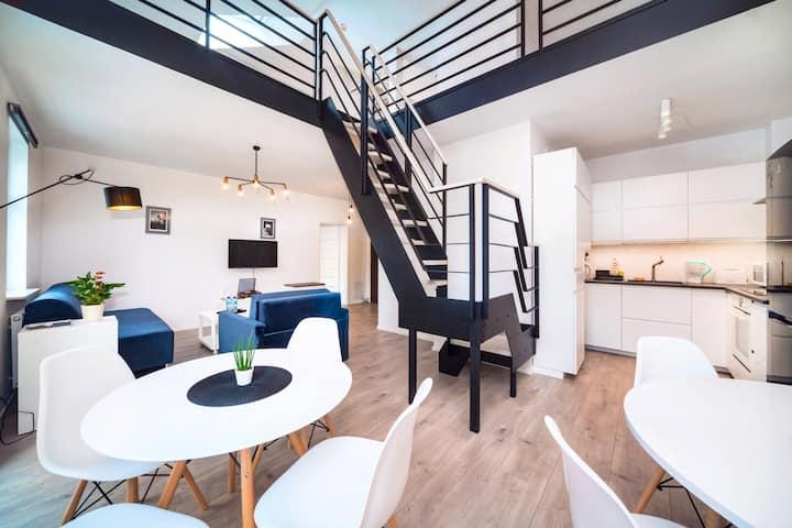 TANGO Apartment Zamojska 8- Apartamenty GKM Lublin